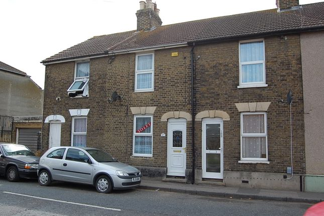 Thumbnail Terraced house to rent in High Street, Milton, Sittingbourne, Kent