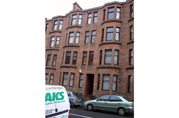 Thumbnail Flat to rent in 2/1 Aberdour Street, Dennistoun, Glasgow, Glasgow City