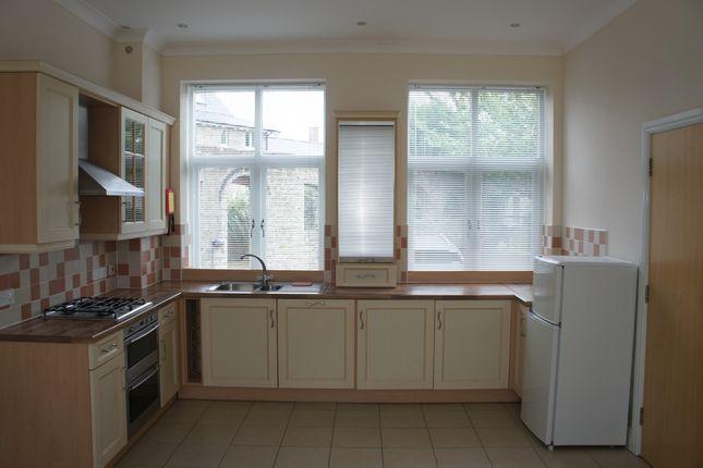 Kitchen Area of Pymore Island, Bridport DT6