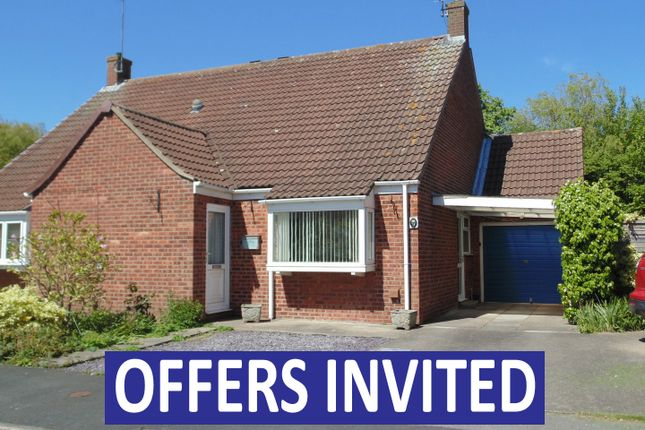 Thumbnail Semi-detached bungalow for sale in Burney Close, Beverley