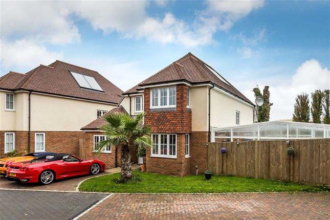 Thumbnail Detached house for sale in Coleridge Avenue, Sutton