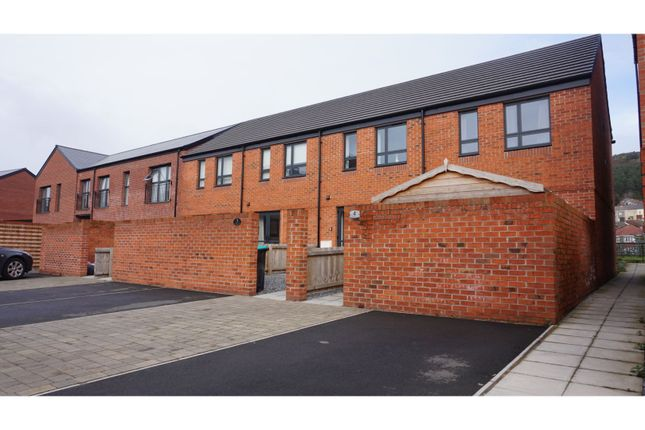 Thumbnail Semi-detached house to rent in Sir Harry Secombe Court, Swansea