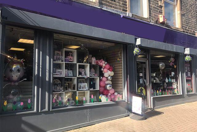 Thumbnail Retail premises for sale in 29 - 31 Dearden Gate, Rossendale