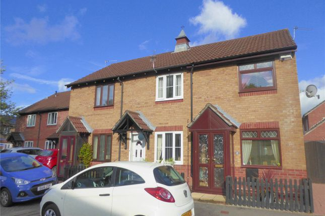 Thumbnail Terraced house for sale in Rachel Square, Newport, South Wales