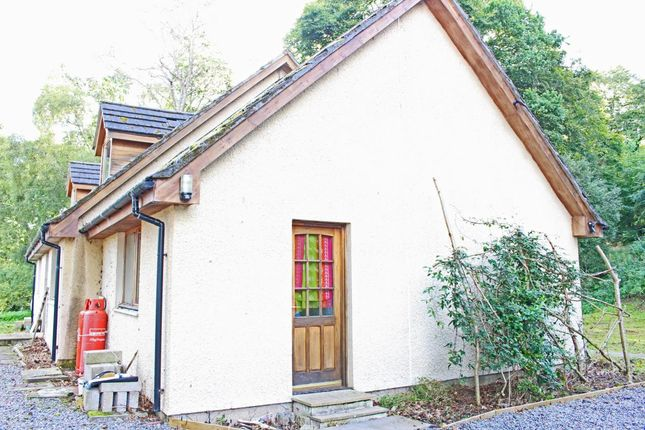 Thumbnail Flat to rent in Lentran, Inverness