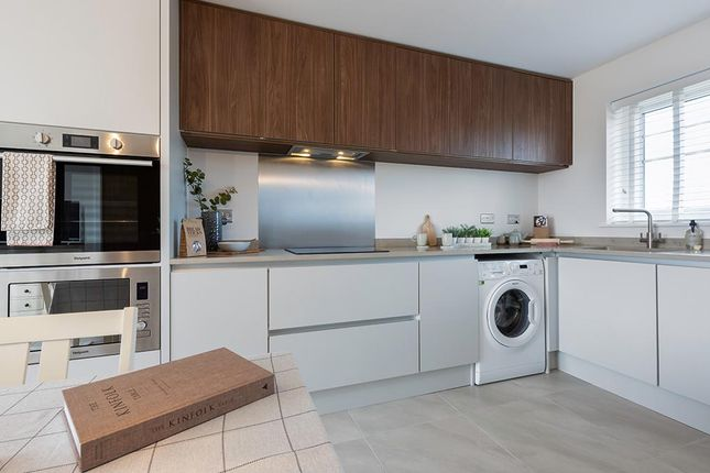 "4 bed detached house for sale in ""The Trowbridge"" at Alfreton Road, South Normanton, Alfreton DE55"