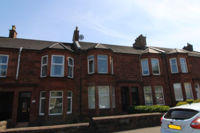 Thumbnail Flat for sale in Auldhame Street, Coatbridge