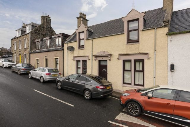 Thumbnail Terraced house for sale in Boyndie Street, Banff, Aberdeenshire