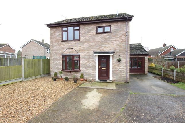 Thumbnail Detached house for sale in Anchor End, Mistley, Manningtree