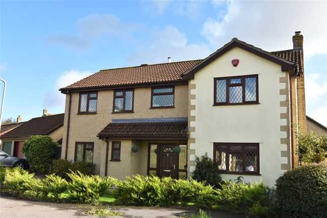 Thumbnail Detached house for sale in Compton Gardens, Frome, Somerset