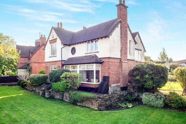Thumbnail Detached house for sale in High Street, Kimberley, Nottingham