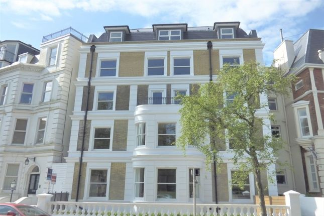 Thumbnail Flat for sale in Trinity Crescent, Folkestone