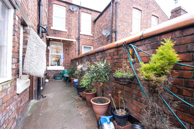 Rear Yard of 4 Short Street, Carlisle, Cumbria CA1