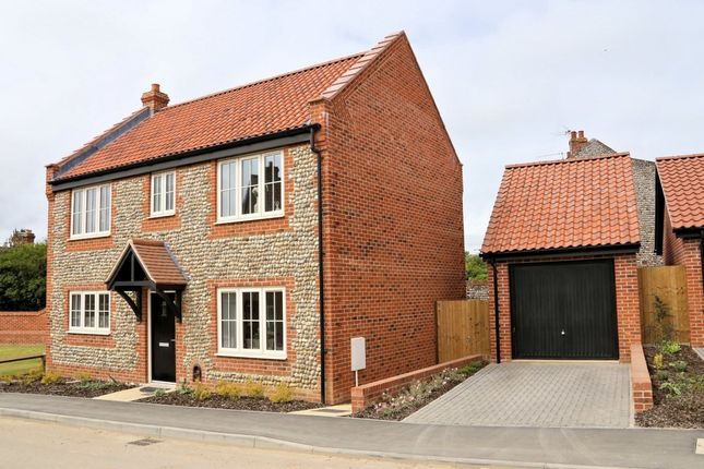 Thumbnail Detached house to rent in Gallus Close, Northrepps, Cromer