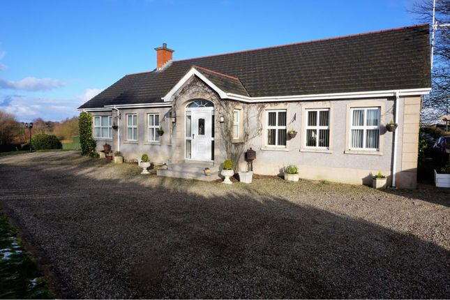 Thumbnail Detached bungalow for sale in Tullyreagh Road, Ballymena