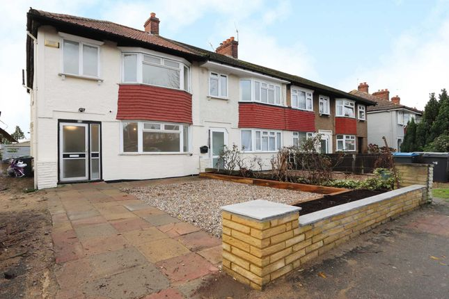 Thumbnail End terrace house for sale in Kingston Road, New Malden