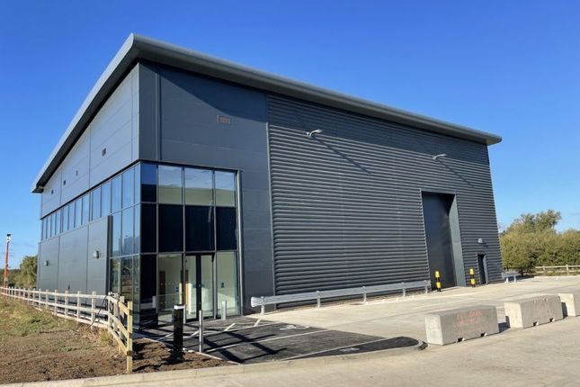 Thumbnail Industrial to let in Unit 6, Fuse, Fisherswood Road, Wilstead, Bedford