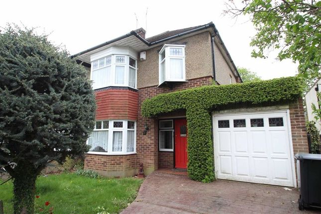 Thumbnail Semi-detached house for sale in Whitehall Close, Chigwell, Essex