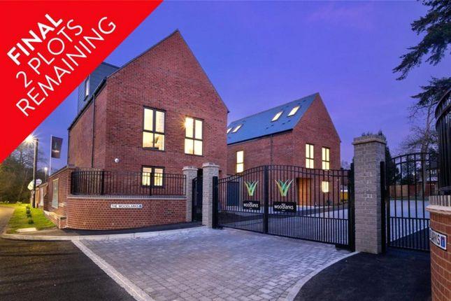 5 bed link-detached house for sale in Bagshot, Surrey GU19