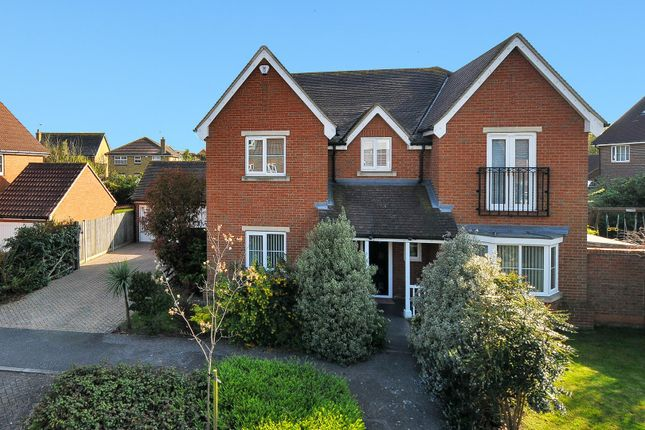 Thumbnail Property for sale in Pochard Crescent, Herne Bay