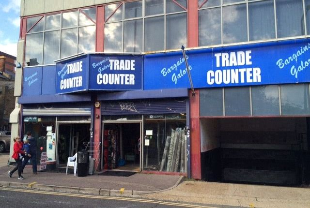 Thumbnail Retail premises for sale in Whitegate Road, Southend-On-Sea, Essex