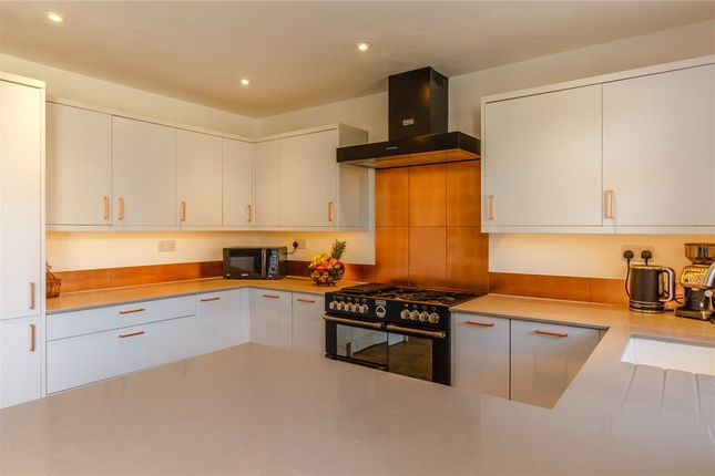 Kitchen of Downs Road, South Wonston, Winchester SO21