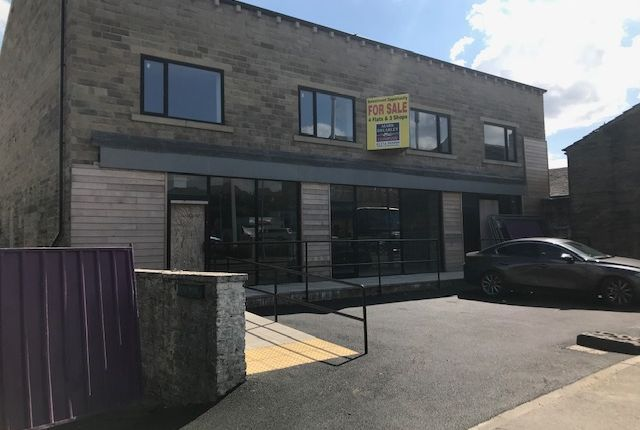 Thumbnail Retail premises for sale in Halifax Road, Low Moor, Bradford
