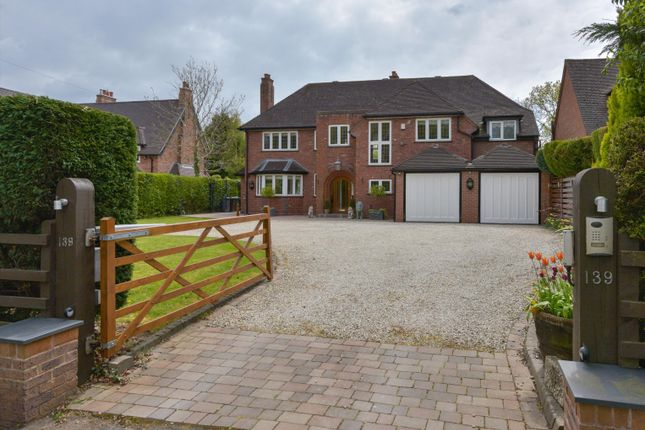 Thumbnail Detached house for sale in Whitefields Road, Solihull, West Midlands