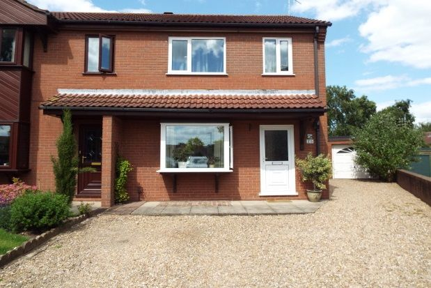 Thumbnail Property to rent in Goxhill Close, Lincoln