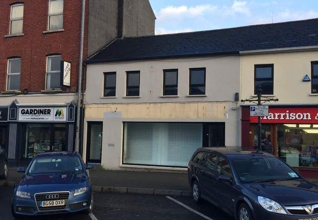 Thumbnail Office for sale in Duke Street, Londonderry, County Londonderry