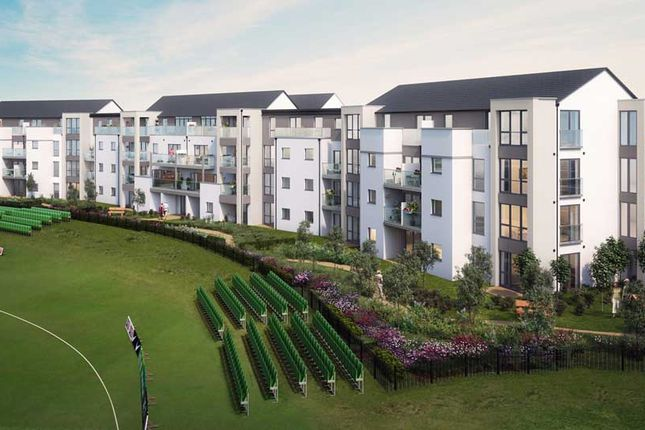 Thumbnail Flat for sale in Keepers Close, Canterbury