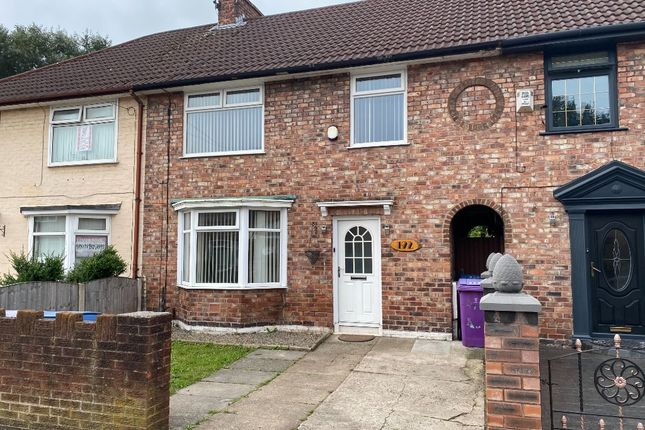 Thumbnail Terraced house to rent in Morningside Road, Norris Green, Liverpool