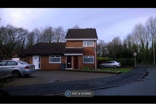 1 bed flat to rent in Meadow Bank, Preston PR1
