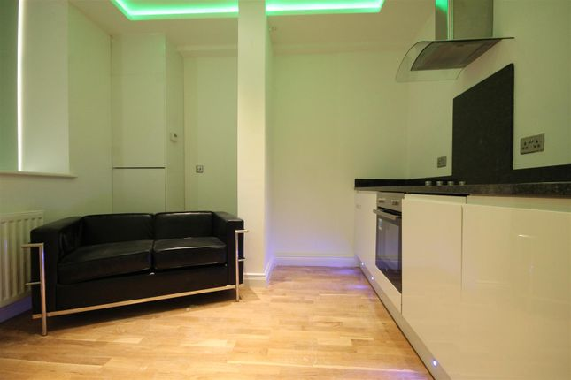Studio to rent in Thornton Court, Forth Place, Newcastle Upon Tyne
