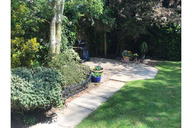 Rear Garden of Bodycote Close, Broughton Astley LE9