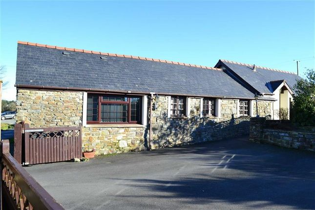 Thumbnail Farm for sale in Nebo, Llanon, Ceredigion