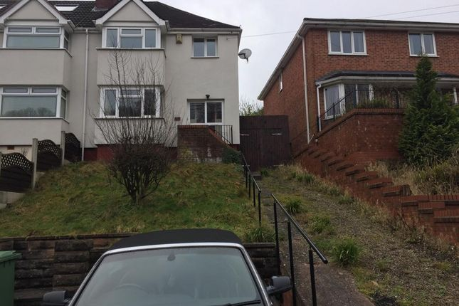 3 bed semi-detached house to rent in Plymouth Road, Redditch B97