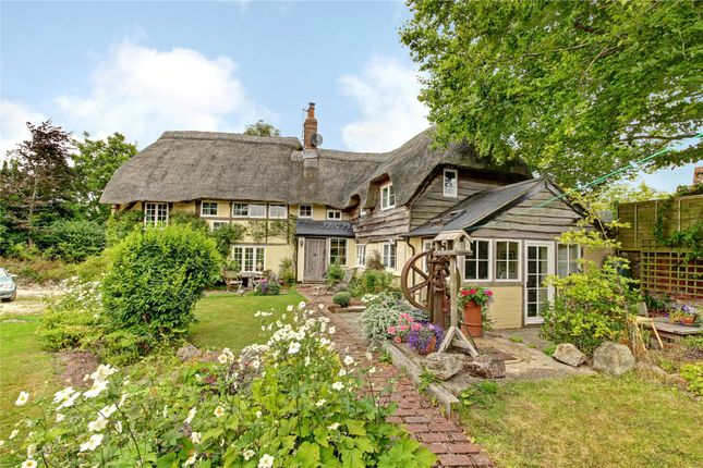 Thumbnail Detached house for sale in Letcombe Bassett, Wantage