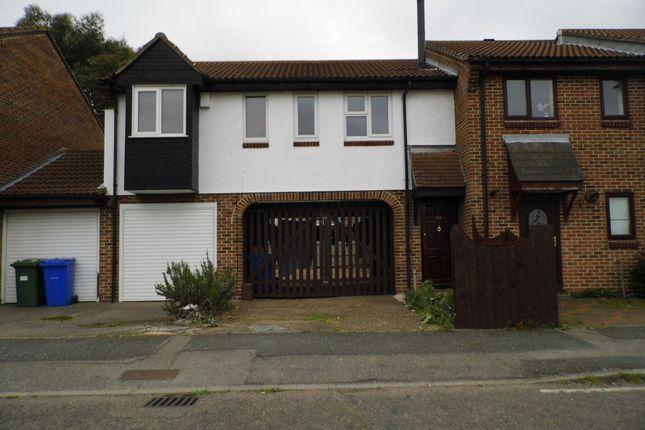 Thumbnail Flat to rent in Portsea Road, Tilbury