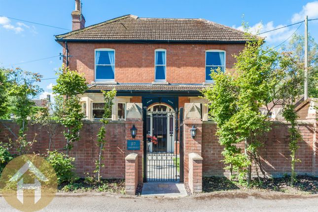 Thumbnail Detached house for sale in The Street, Lydiard Millicent, Swindon