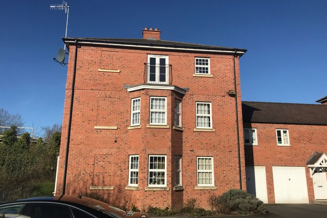 Thumbnail Penthouse for sale in St. Peters Way, Bishopton, Stratford-Upon-Avon