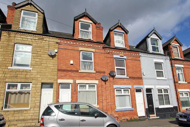 Thumbnail Terraced house for sale in Jubilee Street, Sneinton, Nottingham