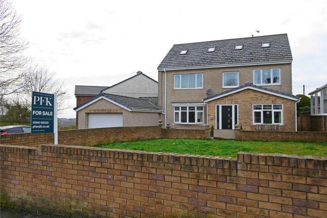 Thumbnail Detached house for sale in 7 Carlton Drive, Whitehaven, Cumbria