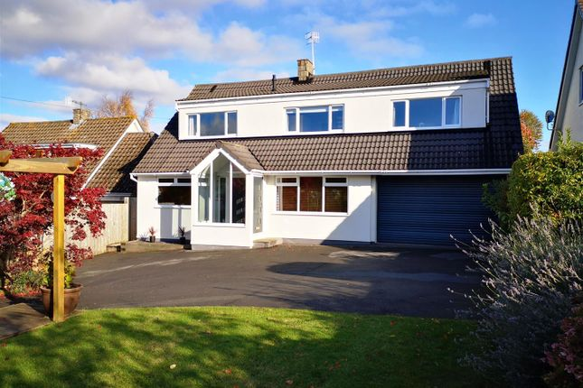 Thumbnail Detached house for sale in Rectory Road, Easton-In-Gordano, Bristol