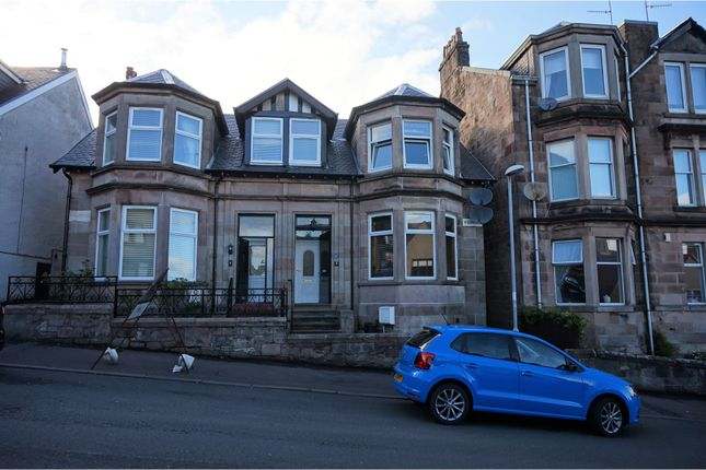 Thumbnail Semi-detached house for sale in John Street, Gourock