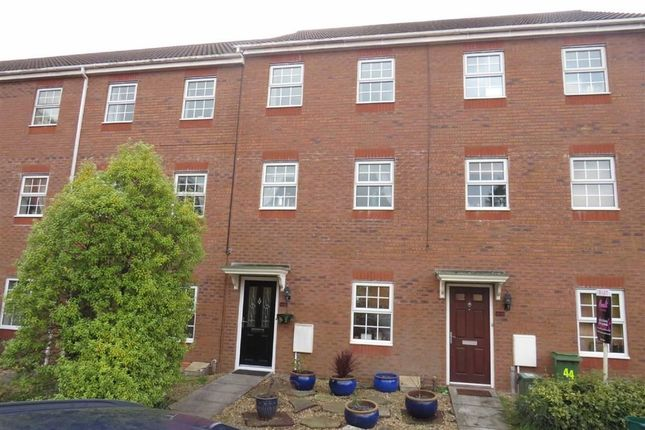 Thumbnail Town house for sale in Meadow Hill, Church Village, Pontypridd
