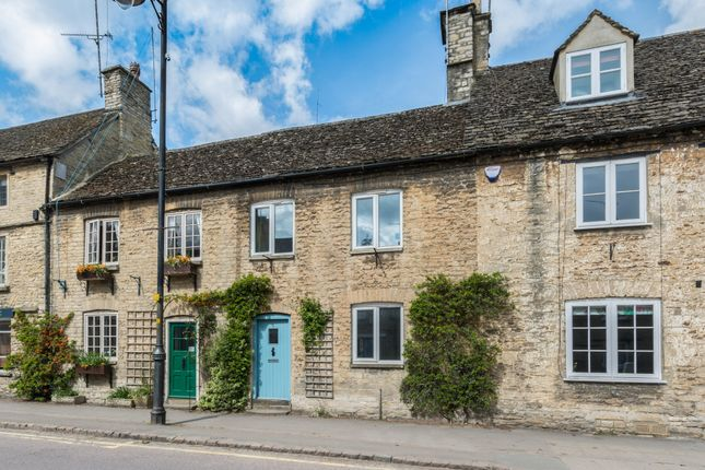 Thumbnail Terraced house to rent in London Road, Tetbury