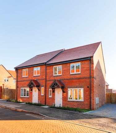 End terrace house for sale in Thornycroft, Deepcut