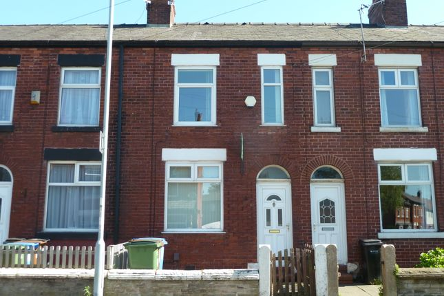 Thumbnail Terraced house to rent in Commercial Road, Hazel Grove, Stockport