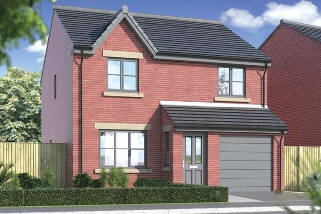 Thumbnail Detached house for sale in Wigton Road, Carlisle, Cumbria